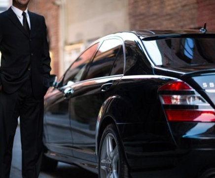 chauffeur-driven services