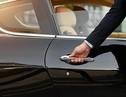 chauffeur-driven services
